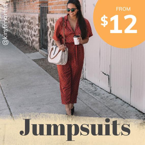 JUMPSUITS